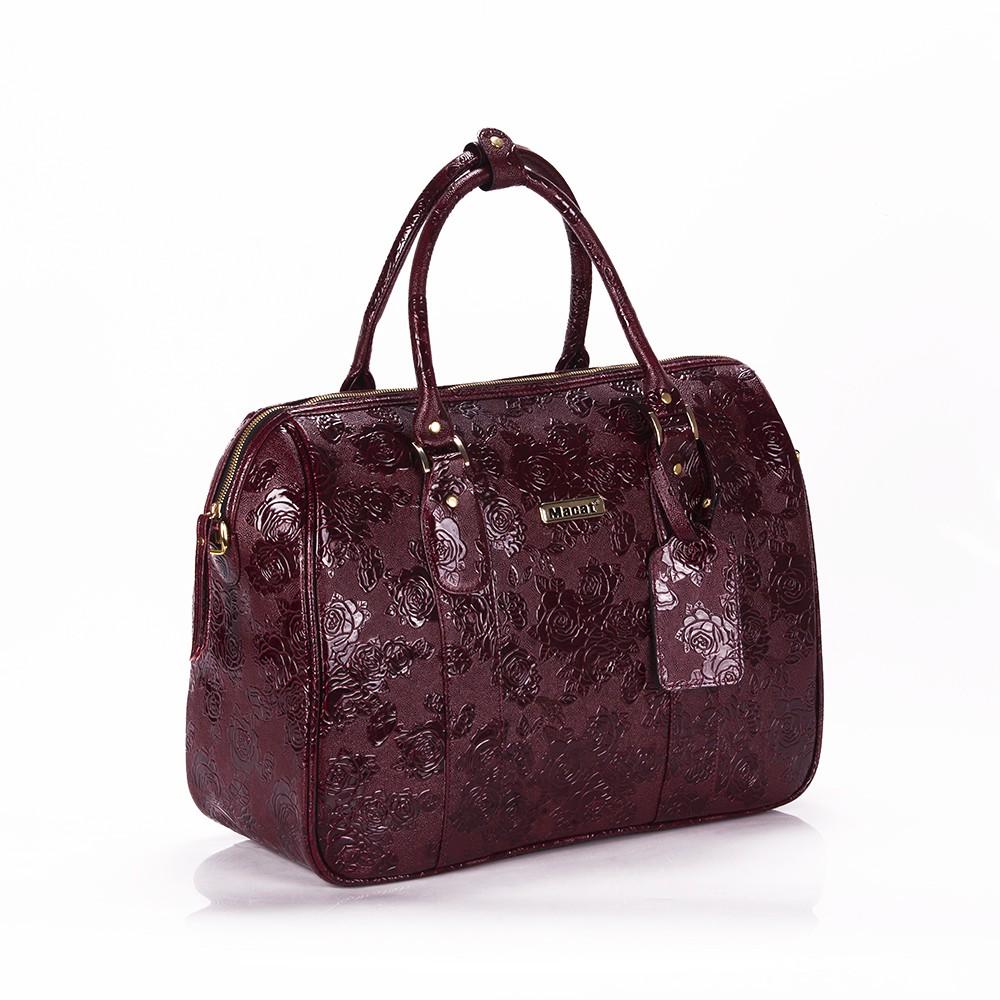 Túi du lịch thời trang Macat CT1A (Đỏ)