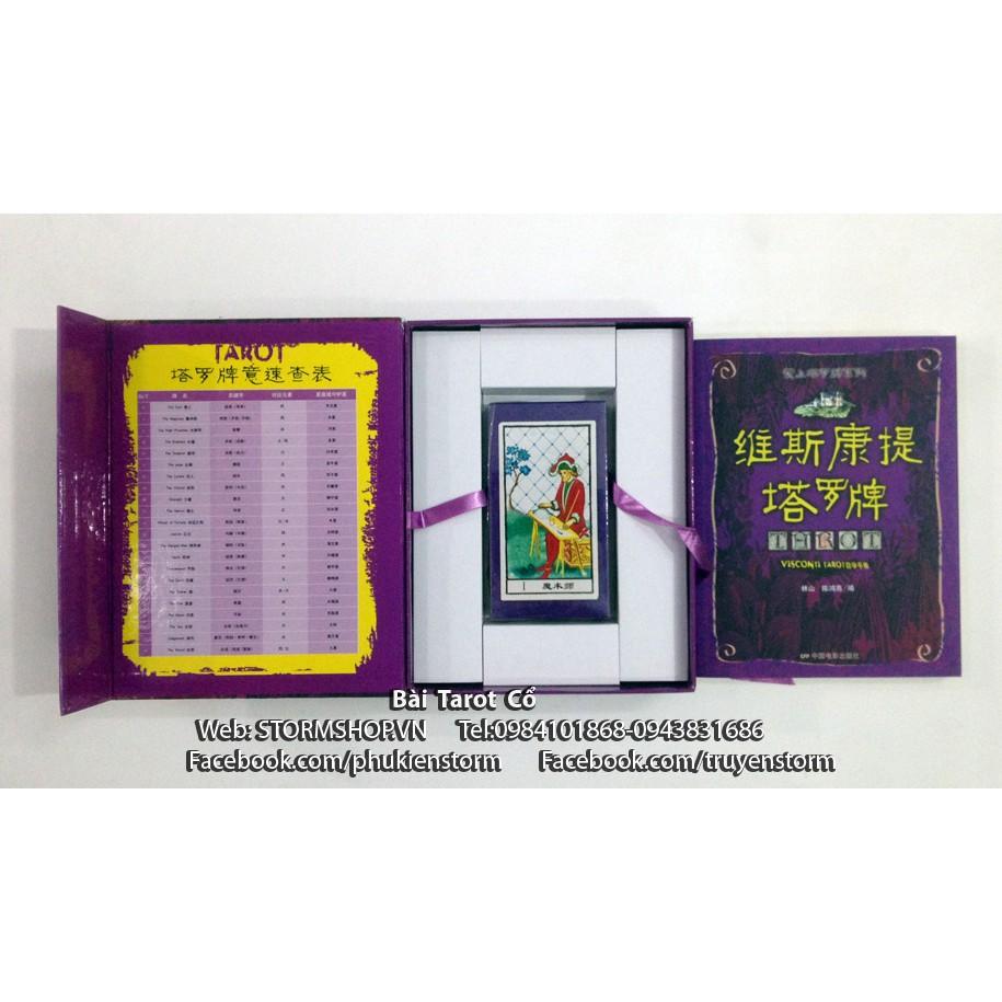 Bài Tarot cổ