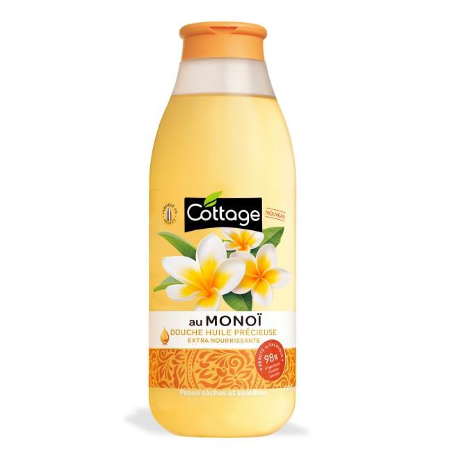 Sữa tắm Cottage (Pháp) hương hoa đại 560ML