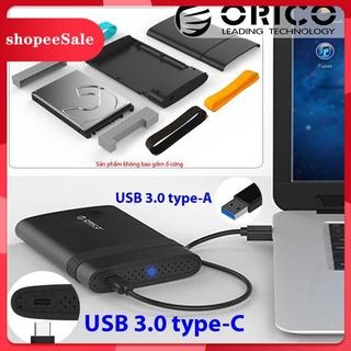 (Hàng Mới Về) Box ổ cứng 2.5 inch SATA USB type-C 3.0 Orico 2538C3 BX18 thumbnail