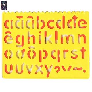 Vỉ học chữ thông minh Antona 262 [Hàng sẵn]