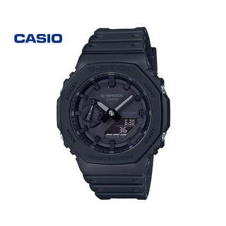 Đồng hồ nam nữ G-Shock Casio GA-2100-1A1DR chính hãng - Bảo hành 1 năm, Thay pin miễn phí trọn đời máy
