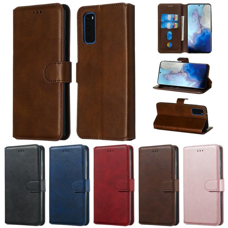 Bao da điện thoại dạng ví thiết kế giá đỡ cho Samsung Galaxy A01 A11 A21 A21s A31 A51 M11 M21 M30s M31 | YYT 32-36