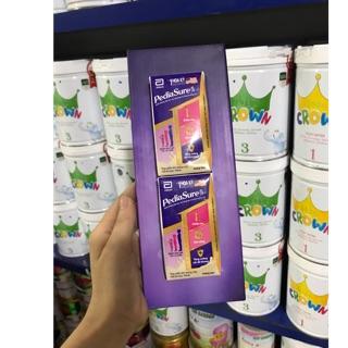 [Mã 77FMCGSALE1 giảm 10% đơn 250K] Bộ 2 hộp Sữa bột pha sẵn Pediasure 110ml thumbnail