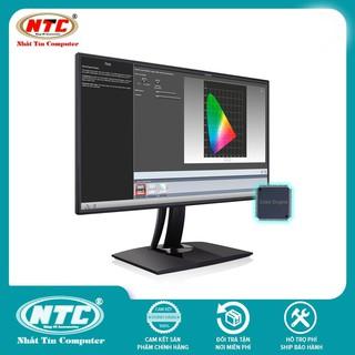 Màn hình máy tính chuyên đồ họa ViewSonic VP2768A ColorPro 27inch 2K IPS (Đen) thumbnail