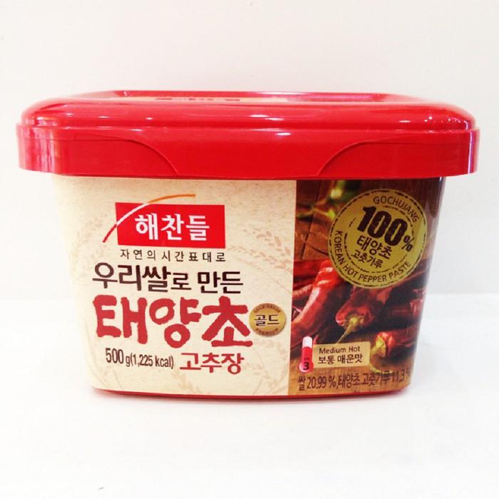 [Deal Giá Tốt] Tương ớt Gochujang Hàn Quốc 500gr