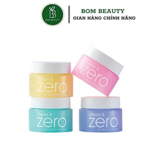 (BANILACO) SÁP TẨY TRANG BANILACO Clean It Zero 100ML thumbnail
