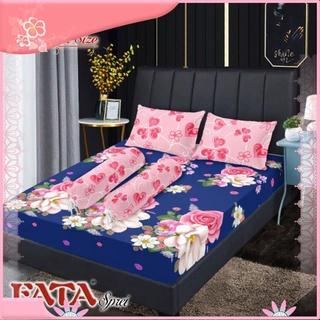 [người bán địa phương] Ga trải giường in hoa 180×200/160×200 Cm