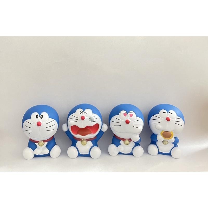 Set mô hình Doraemon trứng Capcha