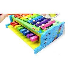 Đàn 2 Tầng Piano Cho Bé Yêu