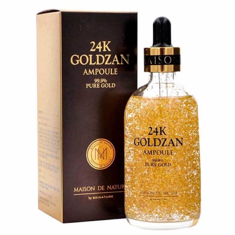 tinh chất vàng 24k goldzan