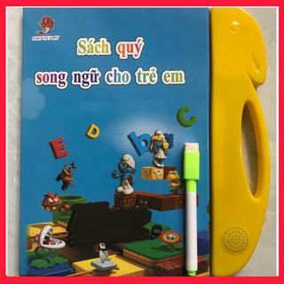 Sách Nói Điện Tử Song Ngữ Anh – Việt Cho Bé