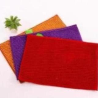 Thảm chùi chân san hô chất liệu vải tổng hợp siêu thấm hút 32x47cm – BICHQN03 haanh