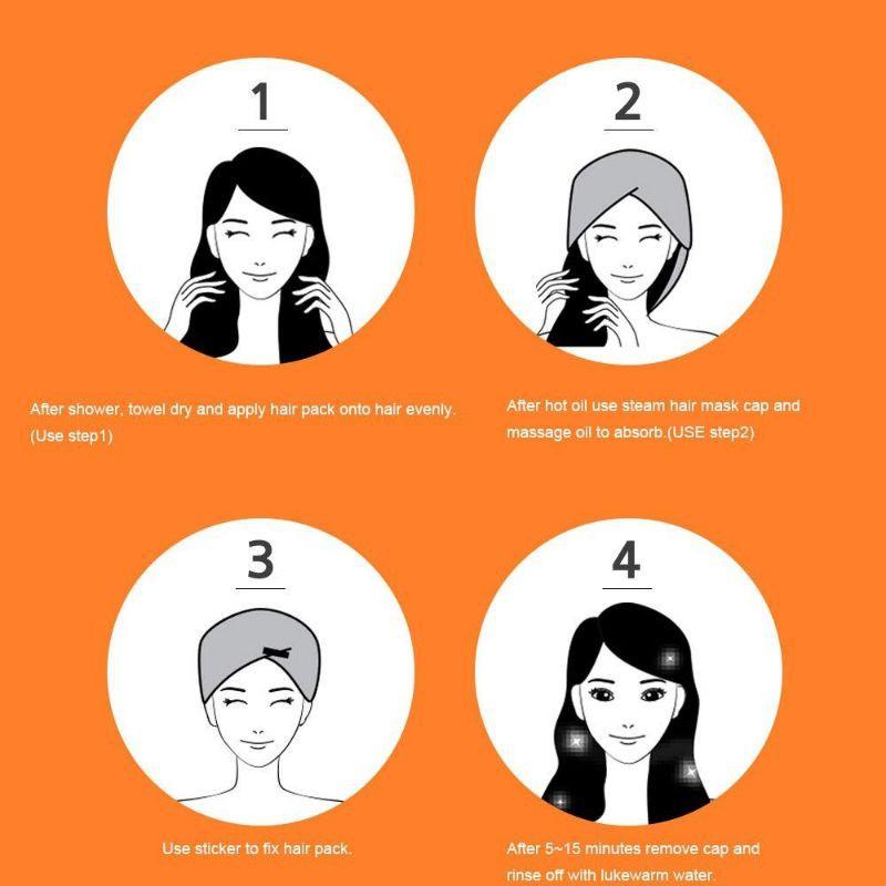 Mặt nạ tóc dành cho tóc uốn - duỗi cong Mise en scene Hàn Quốc