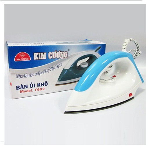 Bàn ủi điện  Kim Cương KC T602