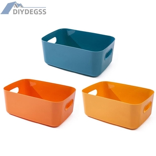 Desktop Sundry Organizer Storage Box Basket Household Storage Organization