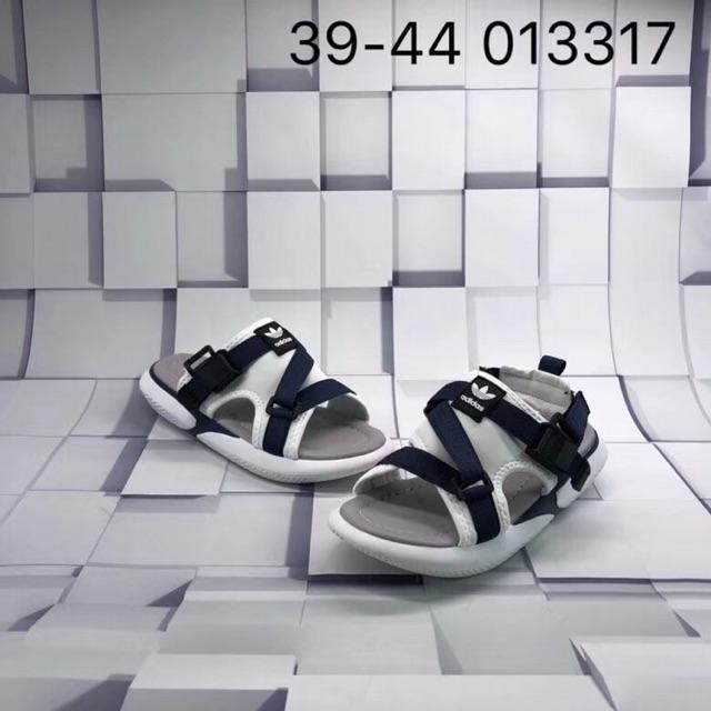 Adidas SUPERSTAR II-dép quai hậu Adidas ( 3 màu xám đen vàng)
