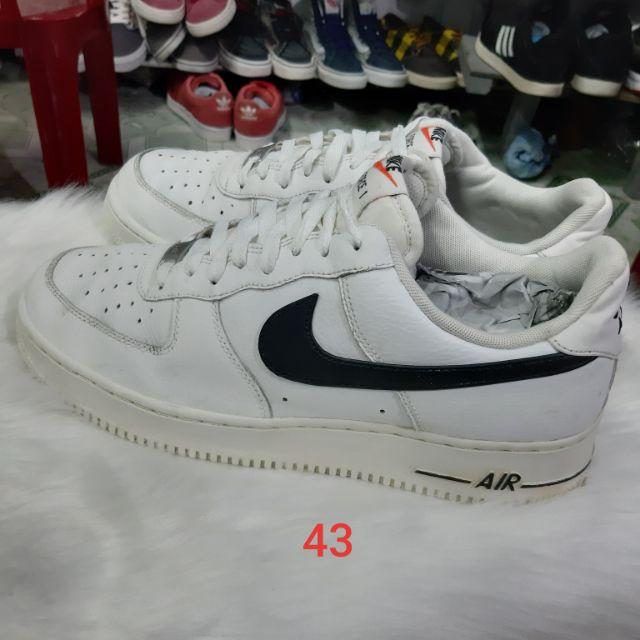 giày Nike af1 low real 2hand cond cao gồm 4 đôi( đọc ở phần giới thiệu)