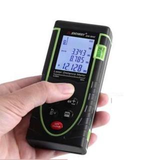 Thước đo khoảng cách bằng tia laser sndway phạm vi 40m (sw-m40) hq 206629