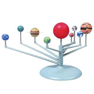 3D Solar System Planetarium Model Learning Study Science Kits
