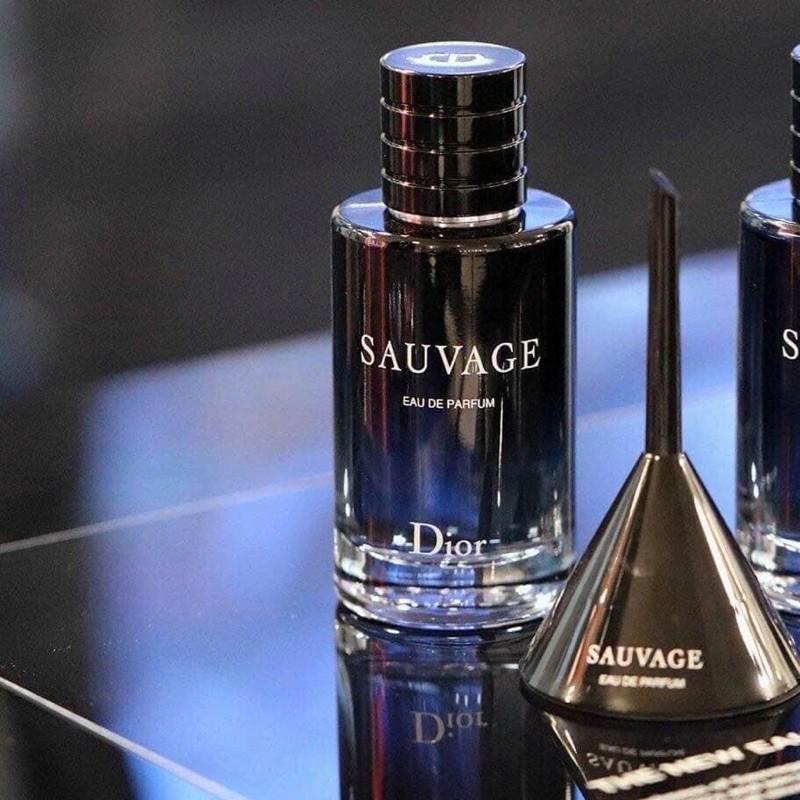 Nước hoa D_ior Sauvage EDP Spray Chuẩn authentic