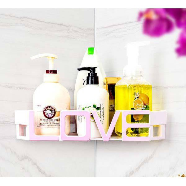 KỆ ĐỂ ĐÒ NHÀ TẮM LOVE-LIVE-MOOD (chất lượng cao-giá tốt)