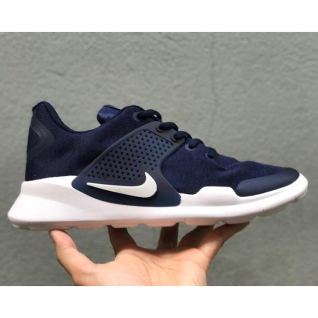 Giày Nike Arrowz Navy Blue nhẹ bền êm cá tính ôm gym chạy bộ thời trang