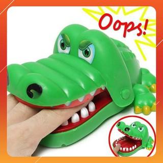 [SALE SẬP SÀN] Đồ chơi khám răng cá sấu vui nhộn – SIÊU CHẤT LƯỢNG