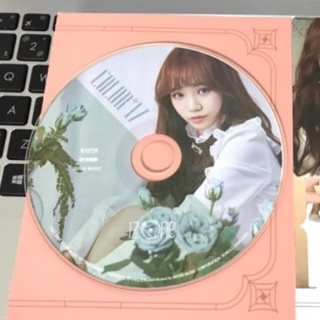 Album IZ*ONE có CD Chaewon
