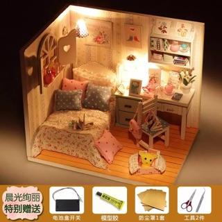 Nhà búp bê Doll House DIY