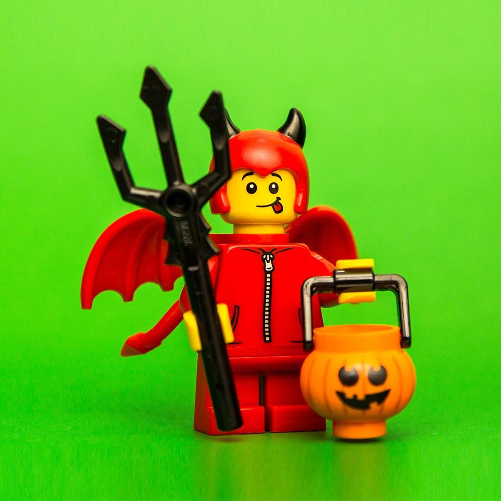 LEGO Minifigures Cute Little Devil 71013 Series 16 Chính Hãng Đan Mạch