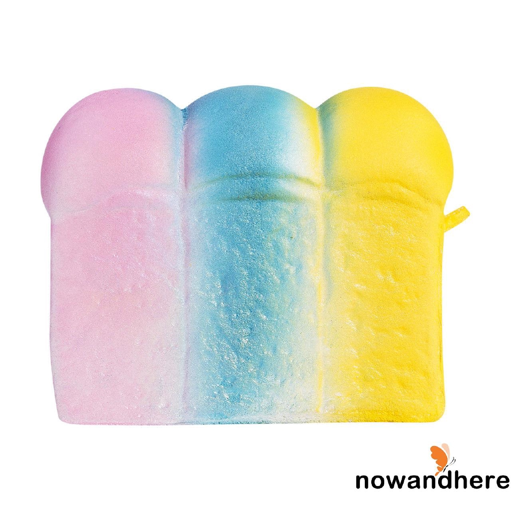 NND-Baby Kids Squeeze Loaf Slow Rising Scented Bread Soft Fun Toy