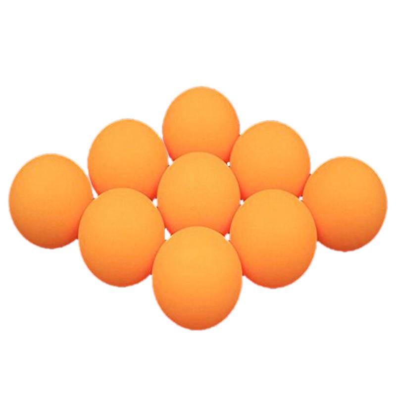 50 pcs 40 mm table tennis training ping pong balls, Yelow/White Random