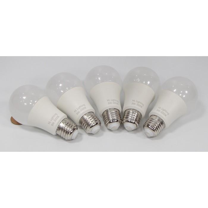 Bộ 10 dây đèn thả trang trí bóng led búp 9W