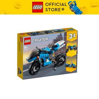 LEGO CREATOR 31114 Siêu Mô Tô ( 236 Chi tiết)