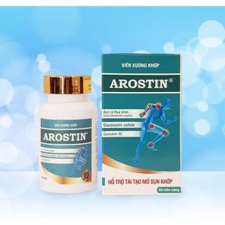 Viên uống bổ xương khớp Arostin glucosamin hộp 60 viên – VXK
