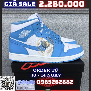 Giày Outlet Sneaker _Nike Air Jordan 1 Mid SE AJ1 MSP 554724-106 PHONG CÁCH ORDER + FREESHIP gaubeostore.shop thumbnail