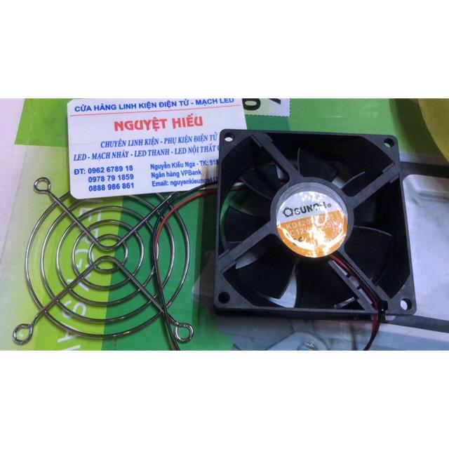 Quạt tản nhiệt điện 12V