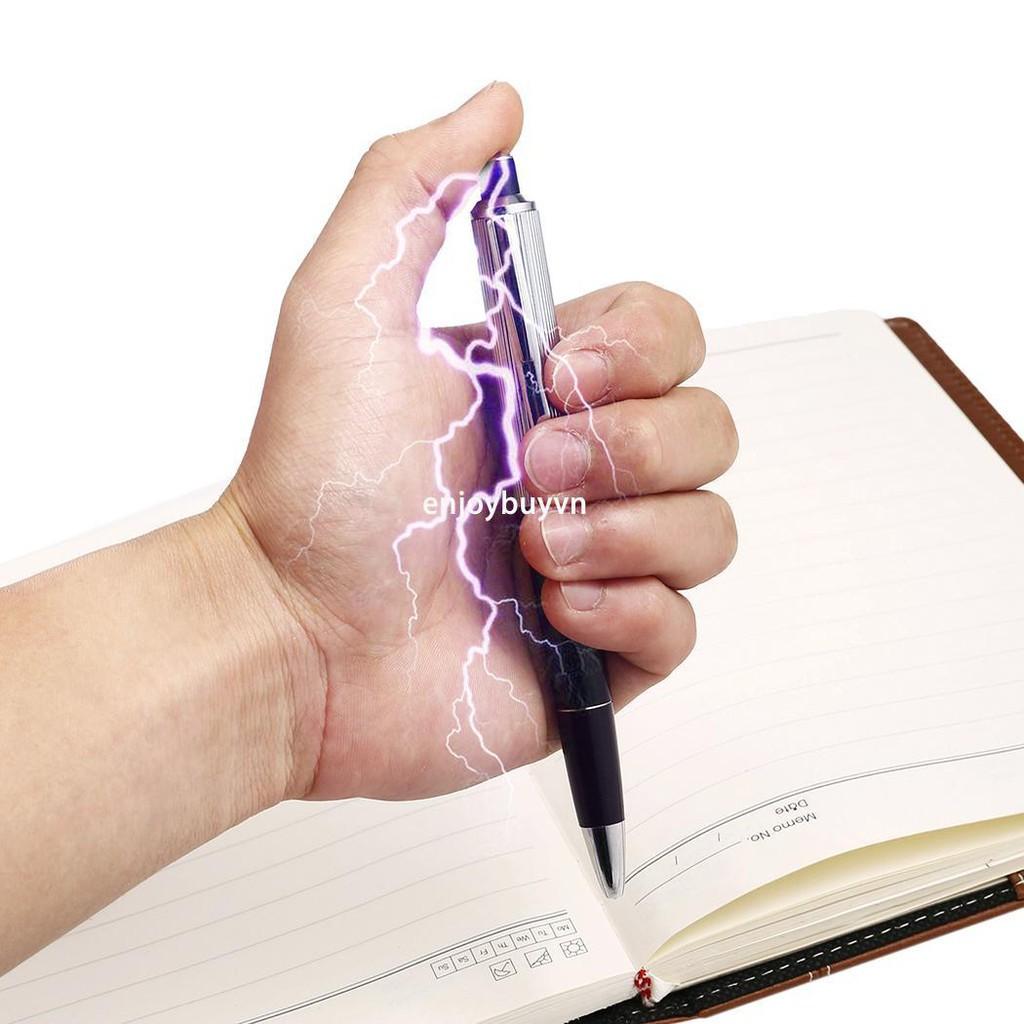 Bút giật điện chuyên dụng để chọc ghẹo bạn bè bán cho vui
