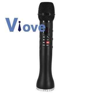 Micro Bluetooth không dây hát karaoke