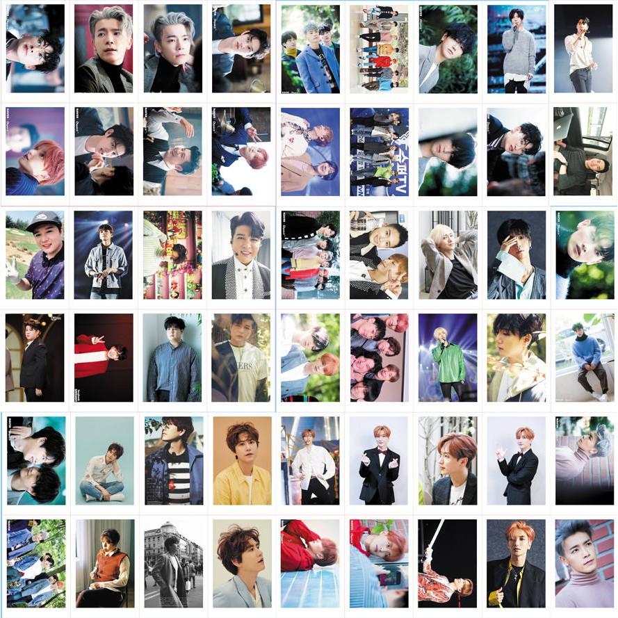 Card hình Super Junior