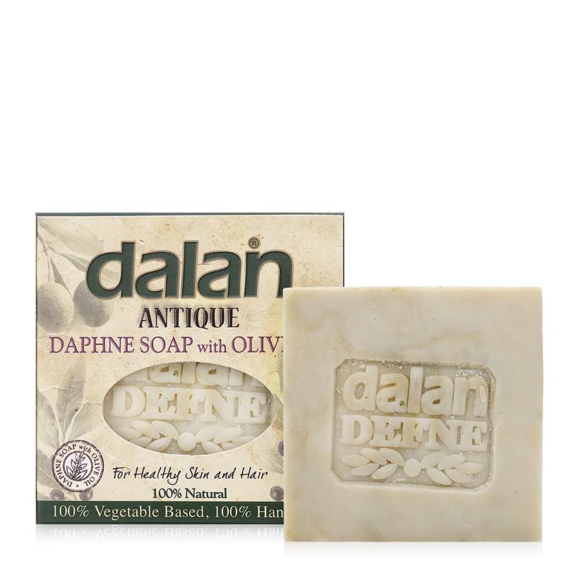Xà phòng tắm gội từ hoa Thụy Hương & dầu Olive DALAN ANTIQUE DAPHNE SOAP With Olive Oil 170g