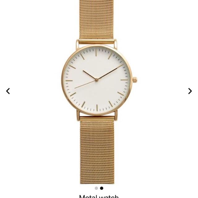 (Na Na) Đồng hồ cơ Hiệu H&M Nhật Bản