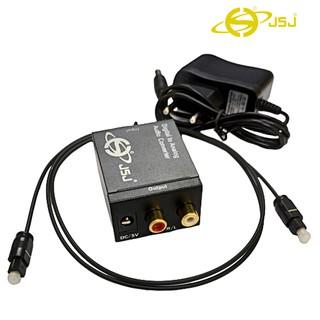 Bộ chuyển đổi âm thanh từ Digital sang Analog (D/A) JSJ Optical sử dụng chip chuyển đổi D/A thế hệ mới