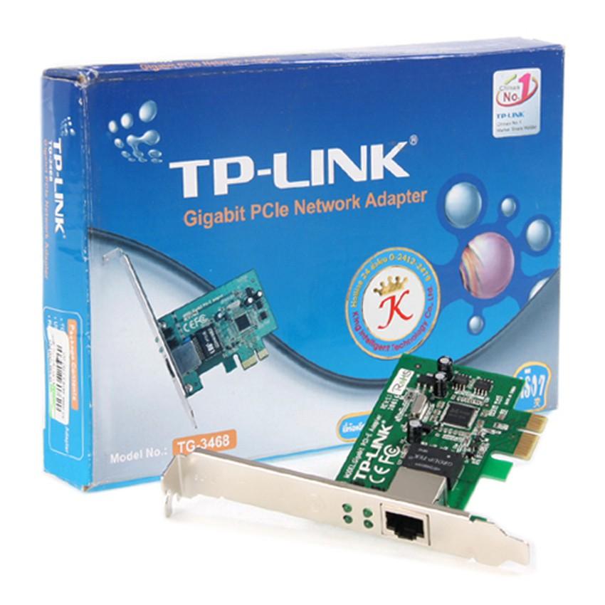 Card mạng TP-Link TG-3468 (Xanh) - 2621419 , 117715440 , 322_117715440 , 189000 , Card-mang-TP-Link-TG-3468-Xanh-322_117715440 , shopee.vn , Card mạng TP-Link TG-3468 (Xanh)