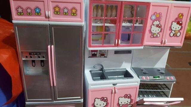 💥💥Bộ Đồ Chơi Nhà Bếp Hello Kitty Cho Bé 💥💥