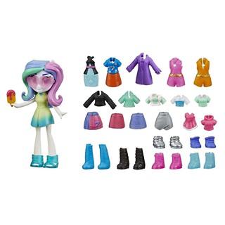Búp bê Princess CELESTIA kèm 2 set Trang phục & Phụ kiện – MY LITTLE PONY Fashion Squad