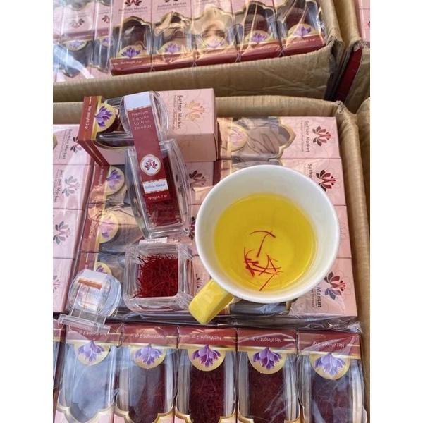 Saffron Market nhuỵ hoa nghệ tây 2g ( đủ bill)
