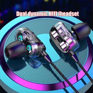 Tai nghe nhét tai có dây kèm micro phong cách thể thao dành cho Samsung OPPO Iphone 6s Plus 3.5mm
