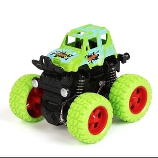 Xe địa hình Monster Zap Giảm Xóc, Xoay 360 nhào lộn và chạy đà cực mạnh